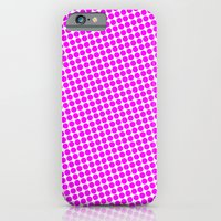 PINK DOT - SMALL - iPhone 6 Slim Case