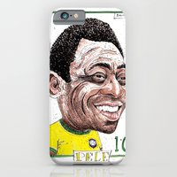 iPhone & iPod Case featuring PELE by BANDY