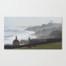 Castillo San Felipe del Morro - Puerto Rico Canvas Print