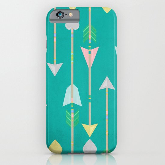 Native American Arrows iPhone & iPod Case