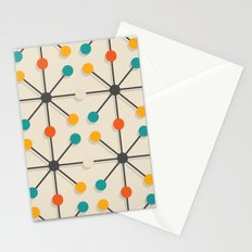 Midcentury Pattern 02 Stationery Cards
