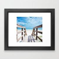 Alta Vista Framed Art Print