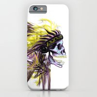 native american iPhone & iPod Cases featuring Native by @Subliminal_society