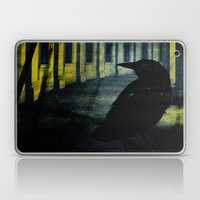The Story of the Raven Laptop & iPad Skin