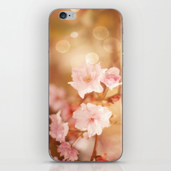 FLOWER - Charmed Moment iPhone & iPod Skin
