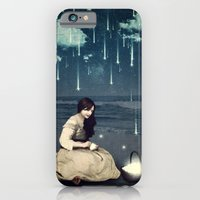 iPhone & iPod Case featuring A Basket Of Wishes by Paula Belle Flores