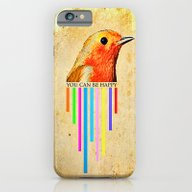 You Can Be Happy iPhone 6 Slim Case