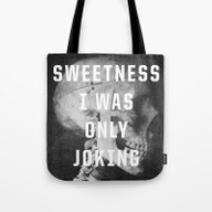 Tote Bag featuring Sweetness by Anna Dorfman