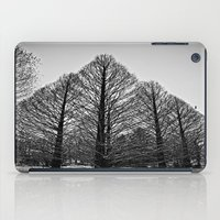 winter session iPad Case