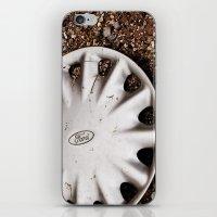 Hubcap iPhone & iPod Skin