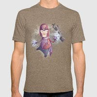 Magneto Kaffee Time Mens Fitted Tee Tri-Coffee SMALL