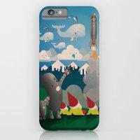 iPhone & iPod Case featuring Meet Raveland 02 by Alex.Raveland...robot.design.digital.art