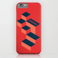 iPhone & iPod Case featuring Design by CarlyWall