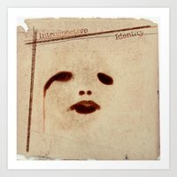 Introspective Identity Art Print