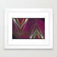 Peaks of Perfection Framed Art Print