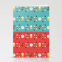 konomi - motsu Stationery Cards