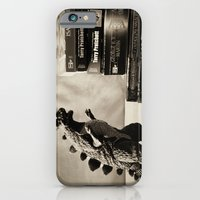 iPhone & iPod Case featuring Nerdy by Em Beck