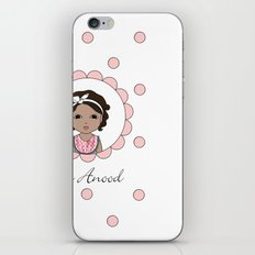 Al Anood iPhone & iPod Skin