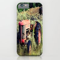 Wanna Take A Ride On My Tractor? iPhone 6 Slim Case
