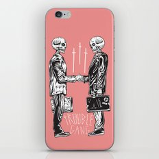 TROUBLE SHAKE iPhone & iPod Skin