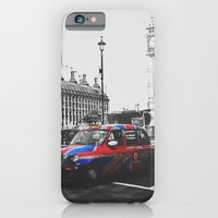 Travelling the British Way iPhone 6 Slim Case