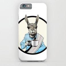 Java Llama iPhone 6 Slim Case
