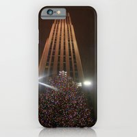 Christmas At Rockefeller iPhone 6 Slim Case