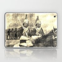 Household Cavalry Changing Of The Guard Vintage Laptop & iPad Skin