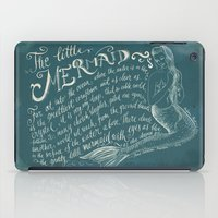 The Little Mermaid iPad Case