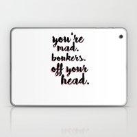 Bonkers Laptop & iPad Skin