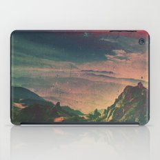 Psychedelic Planet iPad Case