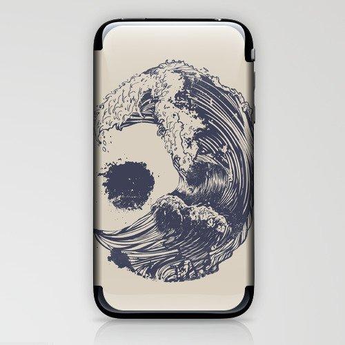 Swell iPhone & iPod Skin