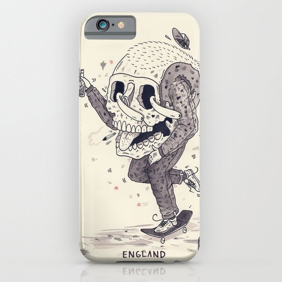 Roll Forever iPhone & iPod Case