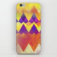 Camping Dreams iPhone & iPod Skin