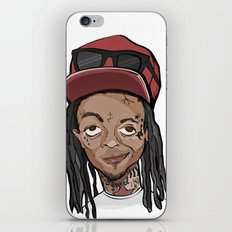 Weezy iPhone & iPod Skin