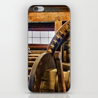 Inside The Mill iPhone & iPod Skin