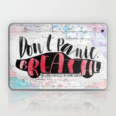 The Lovely Reckless - Don't Panic [Car] Laptop & iPad Skin
