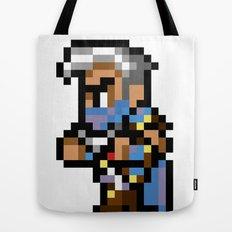 Final Fantasy II - Edge Tote Bag