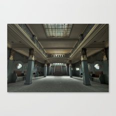 Opulent Abandon Canvas Print