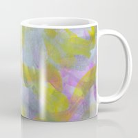 Abstract in Shimmery Pastel Colors Mug
