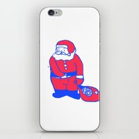 Present from santa iPhone & iPod Skin