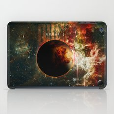 DUNE Planet Arrakis Poster iPad Case