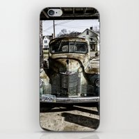 Vintage Pickup Truck iPhone & iPod Skin