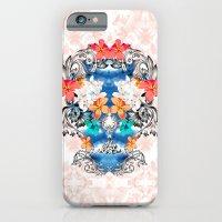 Hawaiian Skull iPhone 6 Slim Case