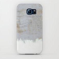 Painting on Raw Concrete Galaxy S6 Slim Case