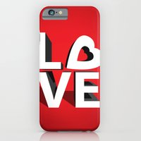 kiss iPhone & iPod Cases featuring kiss by mark ashkenazi