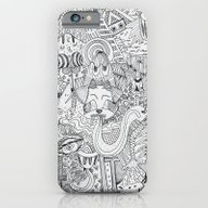 Monsters In My Closet iPhone 6 Slim Case