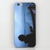 Blue & Lonesome iPhone & iPod Skin