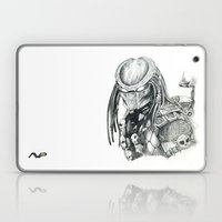 Predator. Laptop & iPad Skin