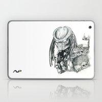 Predator. Laptop & iPad Skin